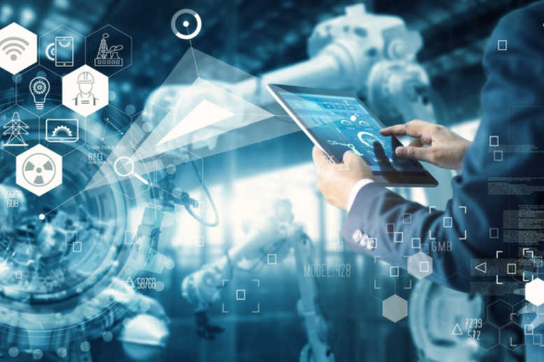 Jump starting digital transformation in manufacturing