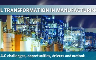 Digital transformation in the manufacturing industry: challenges and accelerators